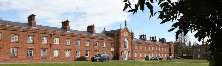 King Edward VI Almshouses