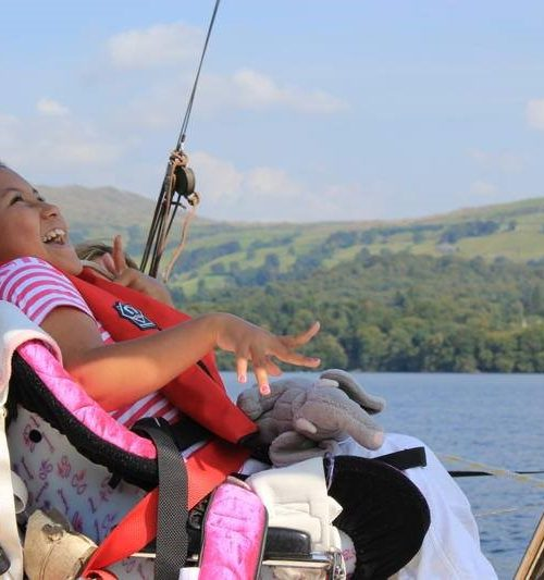 Tarnside helps outdoor not-for-profits organisations fundraise