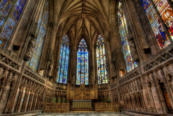 Lichfield Cathedral Fundraising